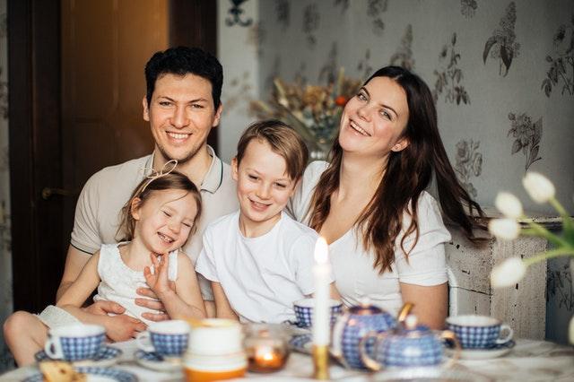 Rodina, domácnost, distribuční sazba D02d