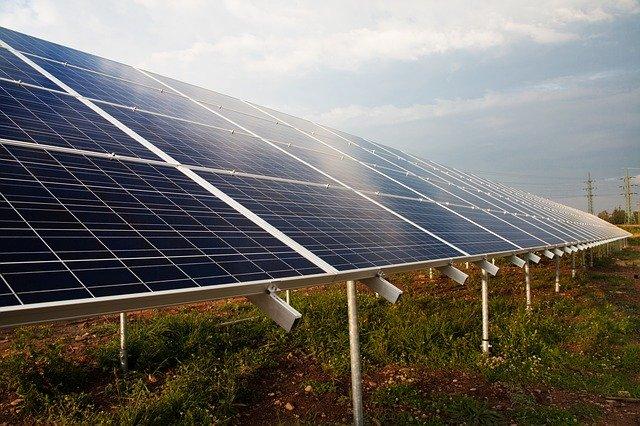 Fotovoltaika, solární panely, POZE