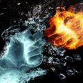 Voda a oheň (benzín, zemní plyn, pelety, teplárna)