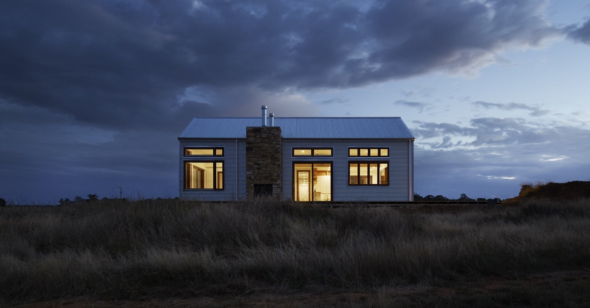 Osvětlení a vytápění domácnosti