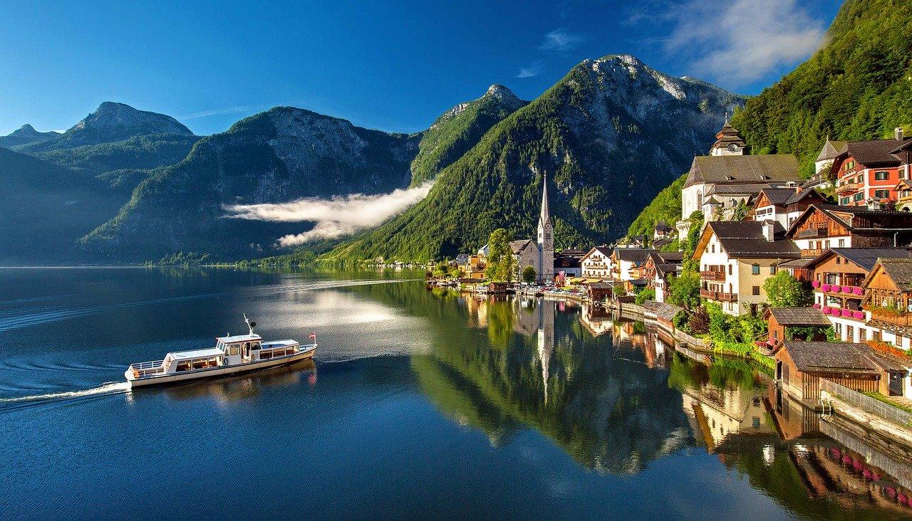 Rakousko, Halštatské jezero, Energie ČS