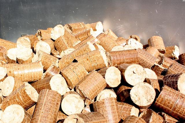 dřevěné pelety, cena