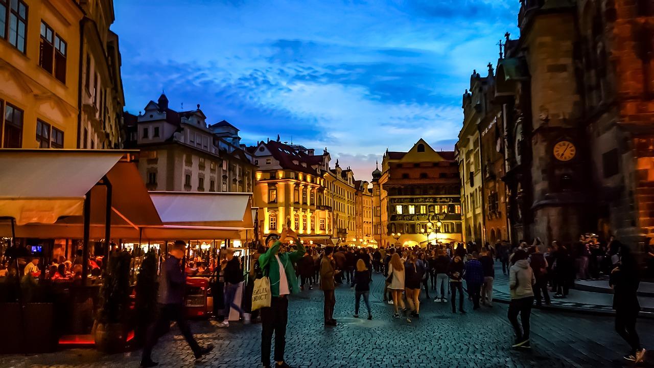 Praha, elektřina na rok 2021