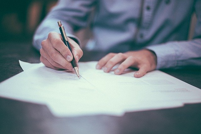 Podpis smlouvy na ČEZ plyn (ceník, cena)