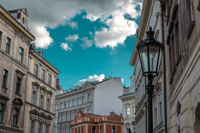 Praha, budovy a nebe, Pražská plynárenská - ceník plynu