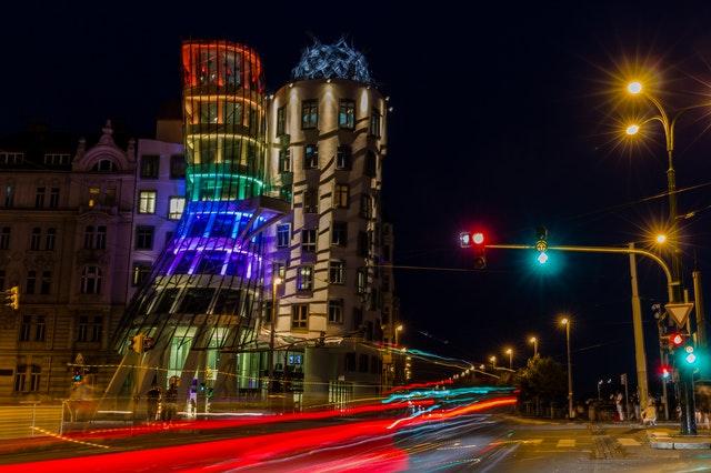 Praha, světla, energie, Pražská energetika, ceník elektřiny PRE