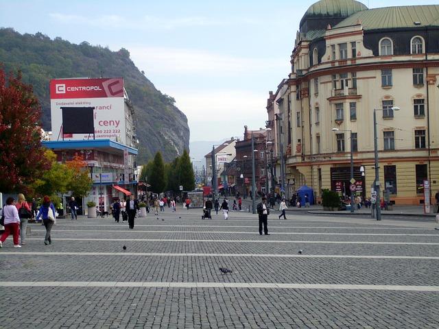 Ústí nad Labem, ceník elektřiny Centropol Energy