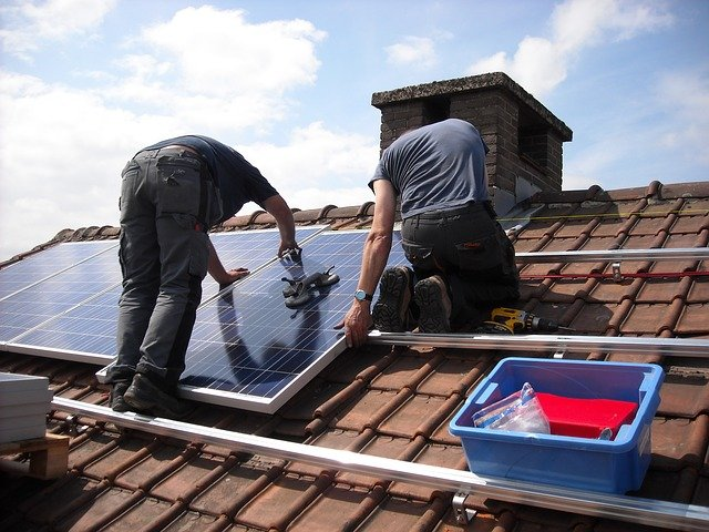 Instalace fotovoltaických panelů, nejlevnější elektřina