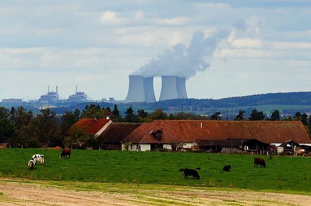 Elektrárna Temelín na horizontu, jaderné tarify elektřiny