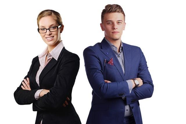 Slečna a mladík, zprostředkovatelé a aukce energií