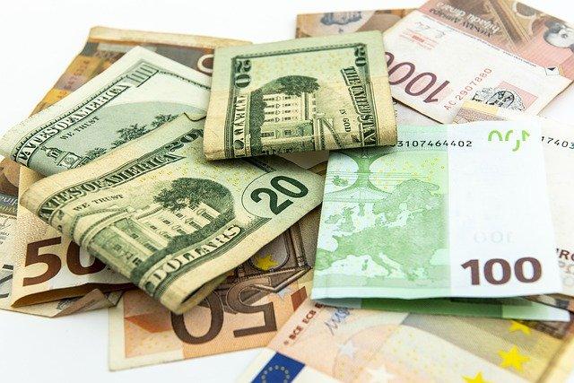 Dolary a eura, ceník plynu Lama energy