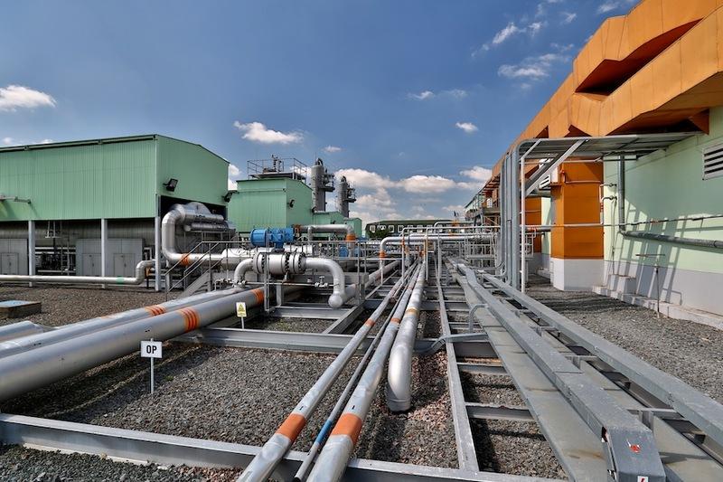 Zásobník Dolní Dunajovice, EP Energy Trading, plyn